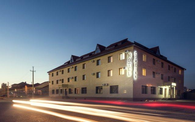 Гостиница Come Inn Казахстан, Нур-Султан - 2 отзыва об отеле, цены и фото номеров - забронировать гостиницу Come Inn онлайн вид на фасад