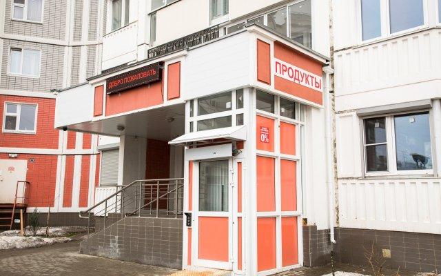 Гостиница Хостел Измайлово в Москве 7 отзывов об отеле, цены и фото номеров - забронировать гостиницу Хостел Измайлово онлайн Москва вид на фасад