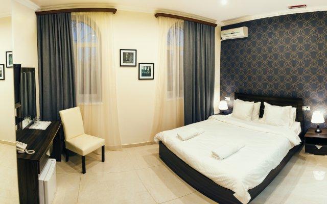 Mia Casa Hotel in Yerevan, Armenia from 47$, photos, reviews - zenhotels.com guestroom