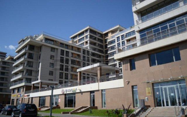 Апартаменты на Меридианной 4 вид на фасад