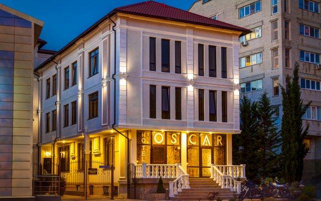 Гостиница Oscar в Геленджике 7 отзывов об отеле, цены и фото номеров - забронировать гостиницу Oscar онлайн Геленджик вид на фасад