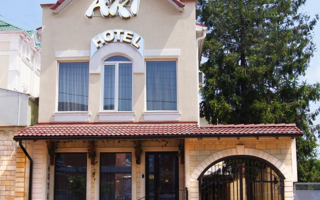 Гостиница Арт-Отель вид на фасад