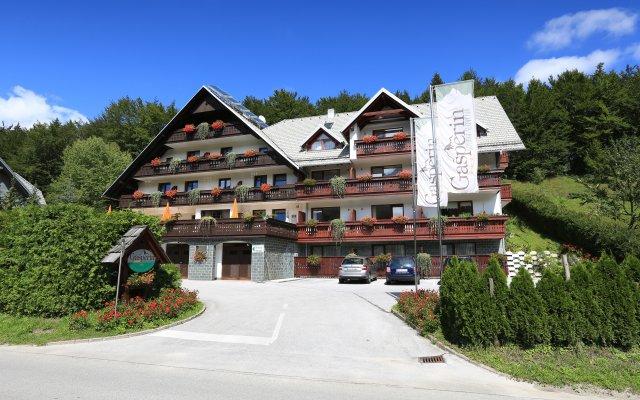 Отель Gasperin Bohinj