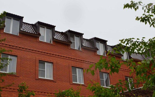 Гостиница Золотой Джин в Астрахани 5 отзывов об отеле, цены и фото номеров - забронировать гостиницу Золотой Джин онлайн Астрахань вид на фасад