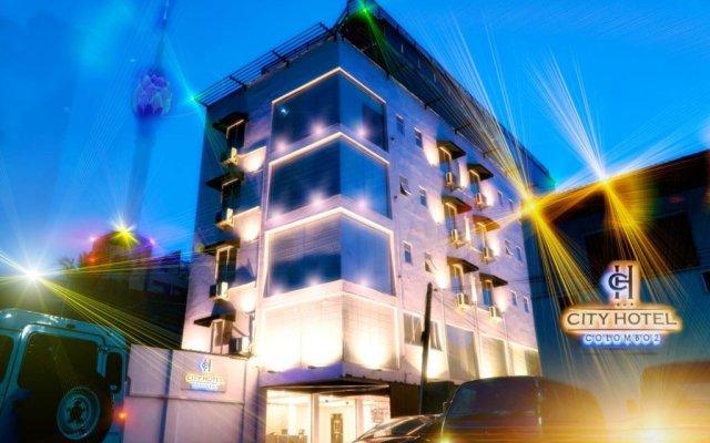 Отель City Colombo 02 Шри-Ланка, Коломбо - отзывы, цены и фото номеров - забронировать отель City Colombo 02 онлайн вид на фасад