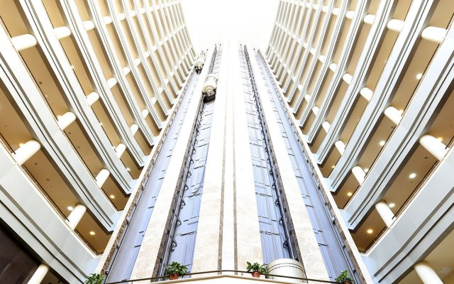 Гостиница Думан Казахстан, Нур-Султан - 1 отзыв об отеле, цены и фото номеров - забронировать гостиницу Думан онлайн вид на фасад