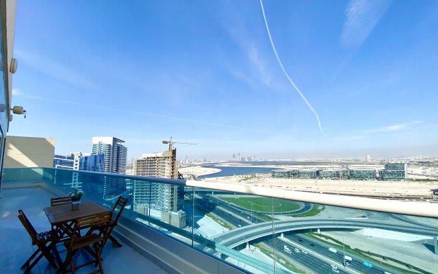 Апартаменты 1 Bedroom Penthouse With Terrace Panoramic Views 2