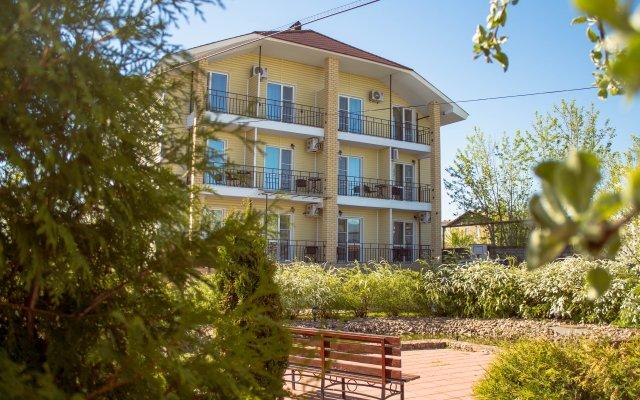 Гостиница Святогор Муром вид на фасад