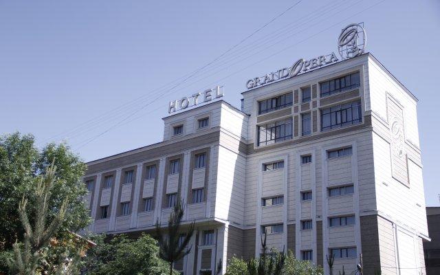 Гостиница Grand Opera Казахстан, Алматы - отзывы, цены и фото номеров - забронировать гостиницу Grand Opera онлайн вид на фасад