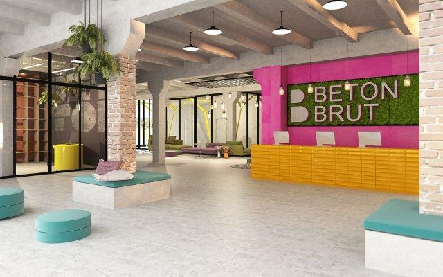 Beton Brut Hotel 1