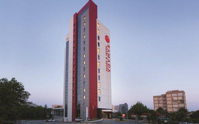 Отель Ramada Hotel & Suites Atakoy