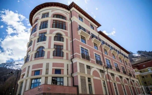 Апарт-Отель Горки Город 960М вид на фасад