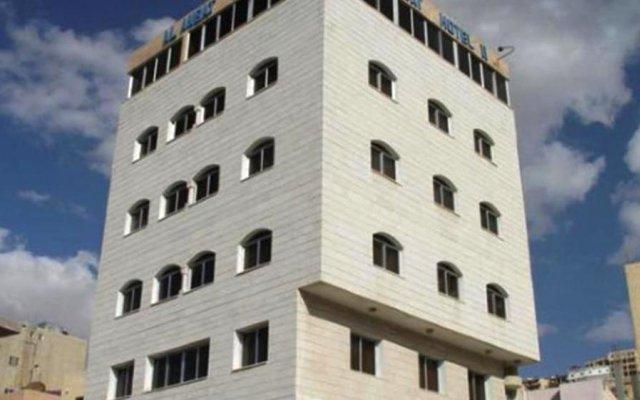 Отель AL ANBAT MIDTOWN Иордания, Вади-Муса - отзывы, цены и фото номеров - забронировать отель AL ANBAT MIDTOWN онлайн вид на фасад