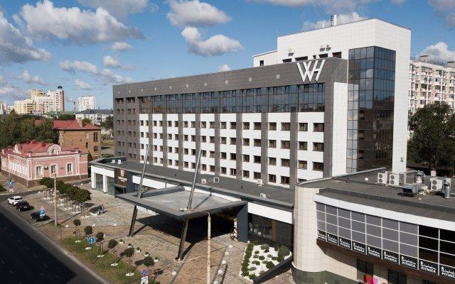 Гостиница WHITE HILL в Белгороде 4 отзыва об отеле, цены и фото номеров - забронировать гостиницу WHITE HILL онлайн Белгород