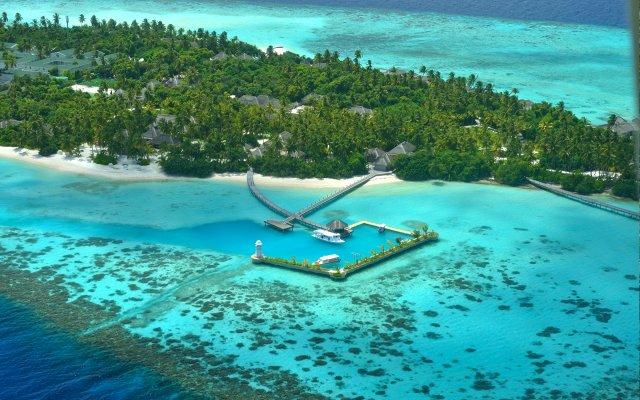 Отель Ayada Maldives пляж