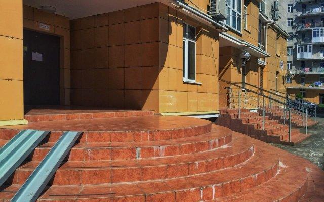 Гостиница в Солнечном городе в Сочи 1 отзыв об отеле, цены и фото номеров - забронировать гостиницу в Солнечном городе онлайн вид на фасад