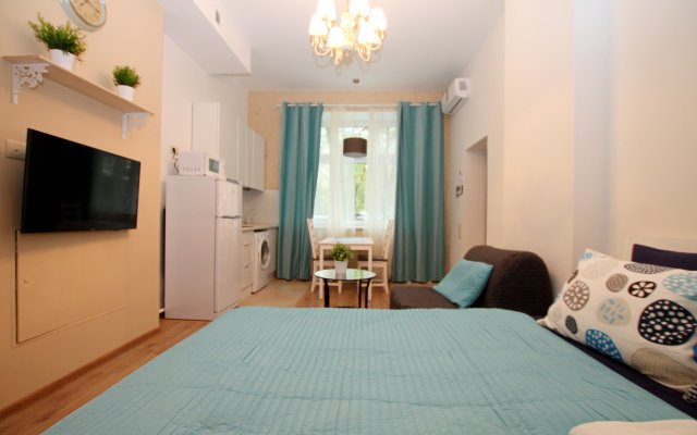 Апартаменты TVST - Белорусская Студия №2 комната для гостей