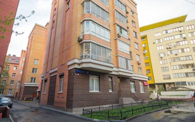 Апартаменты Lux on Serpuhovskaya вид на фасад