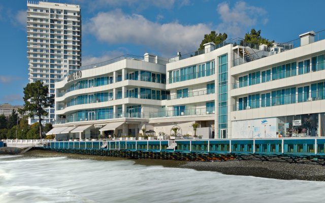 Гостиница SANREMO by UNDERSUN в Сочи 3 отзыва об отеле, цены и фото номеров - забронировать гостиницу SANREMO by UNDERSUN онлайн