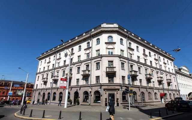 Гостиница Интернациональная Беларусь, Минск - отзывы, цены и фото номеров - забронировать гостиницу Интернациональная онлайн вид на фасад