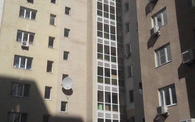 Гостиница на Малыгина 4 в Тюмени отзывы, цены и фото номеров - забронировать гостиницу на Малыгина 4 онлайн Тюмень вид на фасад