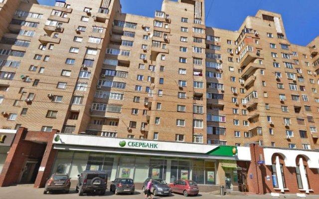 Апартаменты на улице Таганская вид на фасад