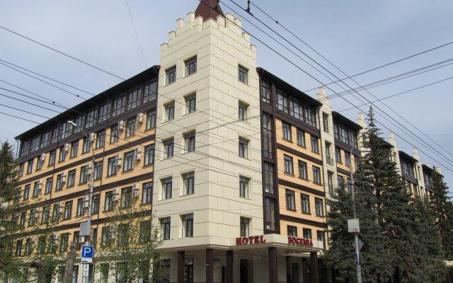 Гостиница Богемия на Вавилова в Саратове 5 отзывов об отеле, цены и фото номеров - забронировать гостиницу Богемия на Вавилова онлайн Саратов вид на фасад