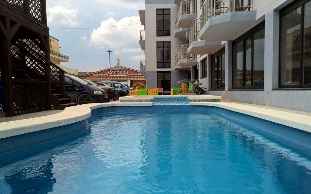 Hotel Kosmos U Akvaparka 0