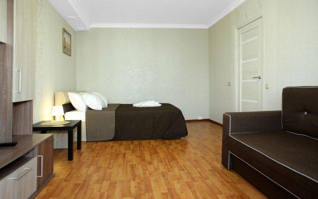 Апартаменты на Ельнинской 18 комната для гостей