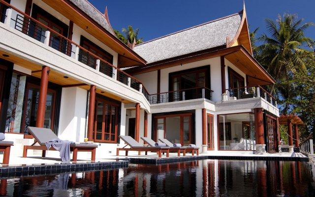 Отель Вилла Anayara Luxury Retreat Panwa Resort Таиланд, Панва - отзывы, цены и фото номеров - забронировать отель Вилла Anayara Luxury Retreat Panwa Resort онлайн вид на фасад