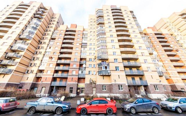 Гостиница Дунайский 31-1 в Санкт-Петербурге отзывы, цены и фото номеров - забронировать гостиницу Дунайский 31-1 онлайн Санкт-Петербург вид на фасад