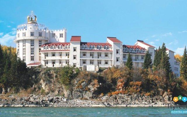 Гостиница Корона Алтая в Катуни отзывы, цены и фото номеров - забронировать гостиницу Корона Алтая онлайн Катунь