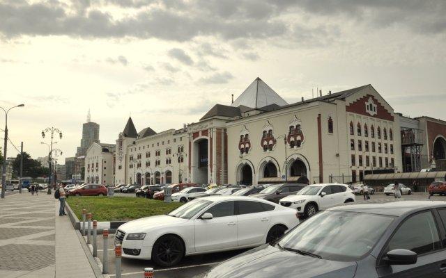 Гостиница ГородОтель на Казанском парковка