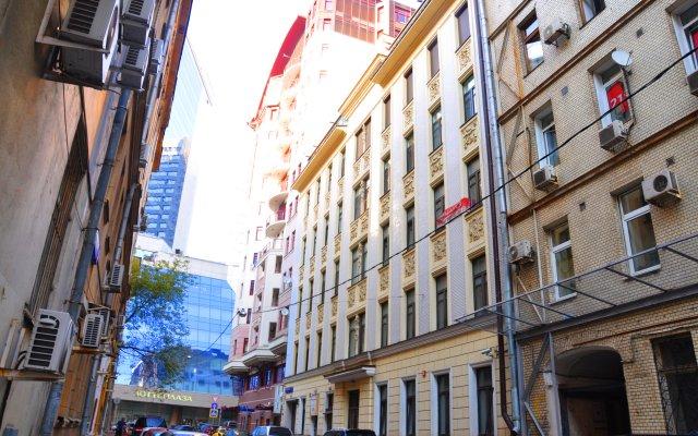 Capsule Hostel In Moscow
