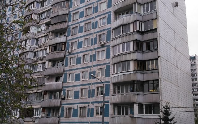 Апартаменты Уютное Крылатское вид на фасад