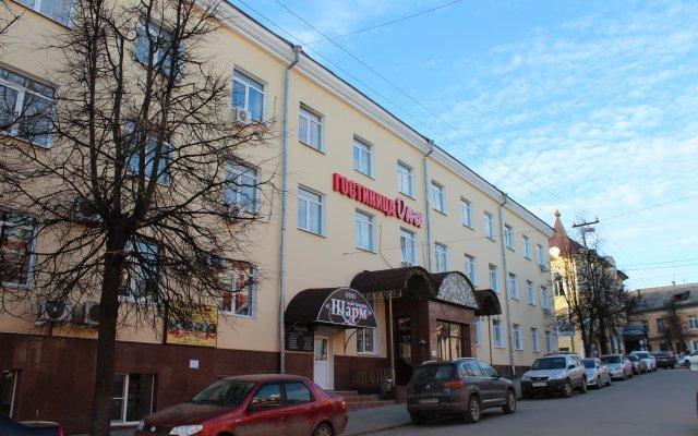 Отель Ока