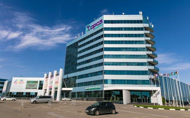 Топос Конгресс-Отель (бывший ВертолОтель)