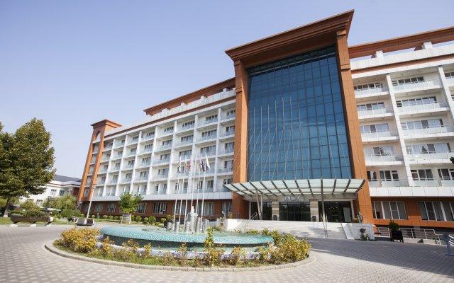 Отель Chinar Hotel & Spa