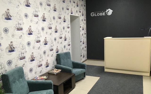 Гостиница Хостел Globus в Барнауле 1 отзыв об отеле, цены и фото номеров - забронировать гостиницу Хостел Globus онлайн Барнаул интерьер отеля