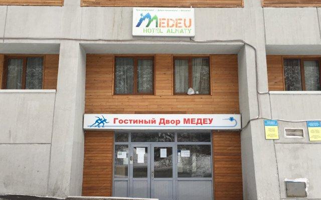 Отель Medeu Almaty