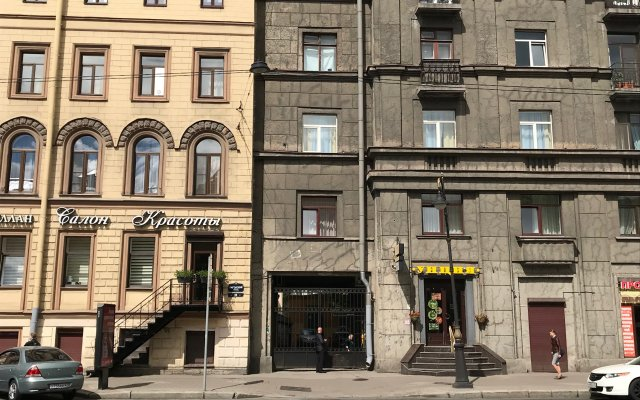Гостиница Гостевой дом ГРАНТ на Лиговском 23 в Санкт-Петербурге - забронировать гостиницу Гостевой дом ГРАНТ на Лиговском 23, цены и фото номеров Санкт-Петербург вид на фасад