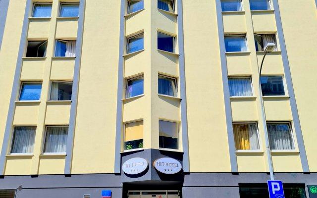 Отель Hit