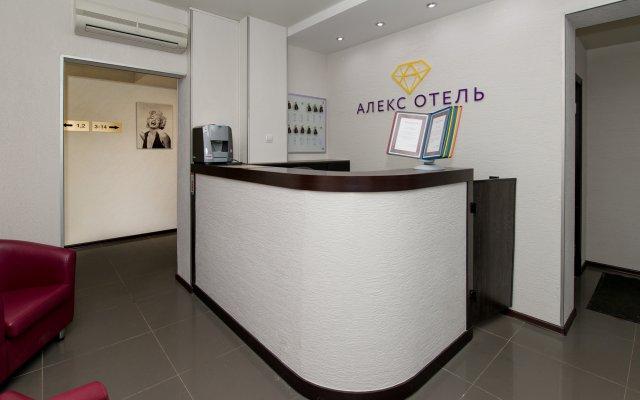 Мини-Отель Алекс на Богатырском интерьер отеля