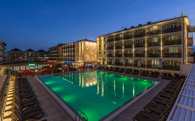 Grand Kruiz Hotel 0