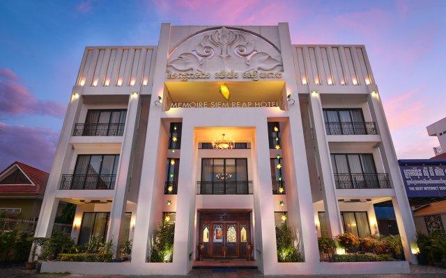 Отель Memoire  Siem Reap