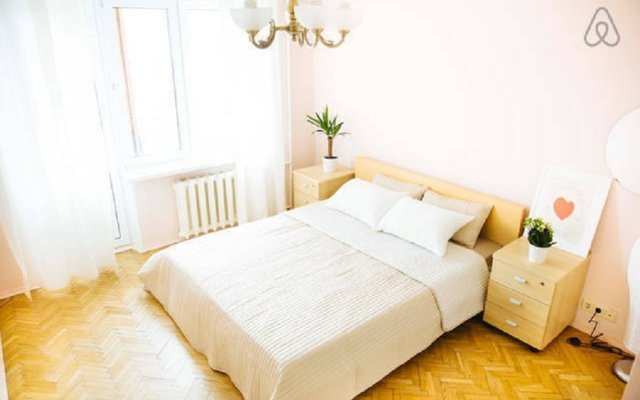 Апартаменты на Дмитровском 6/2 комната для гостей