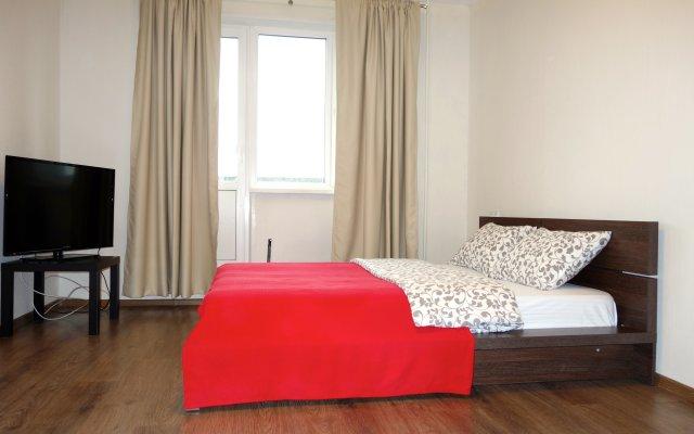 Апартаменты КвартираСвободна Герасима Курина комната для гостей