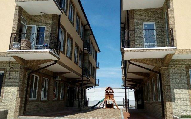 Апартаменты Imereti вид на фасад