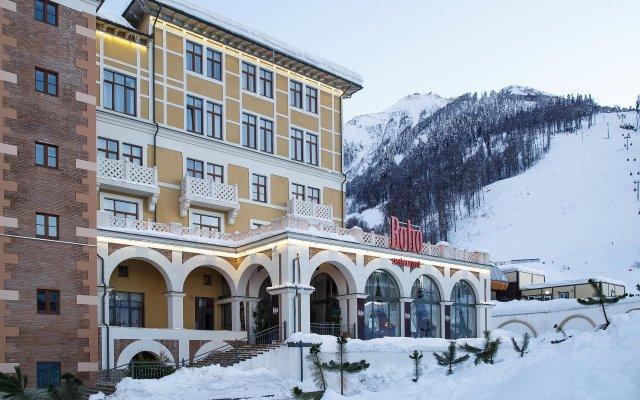 Гостиница Горки Арт вид на фасад