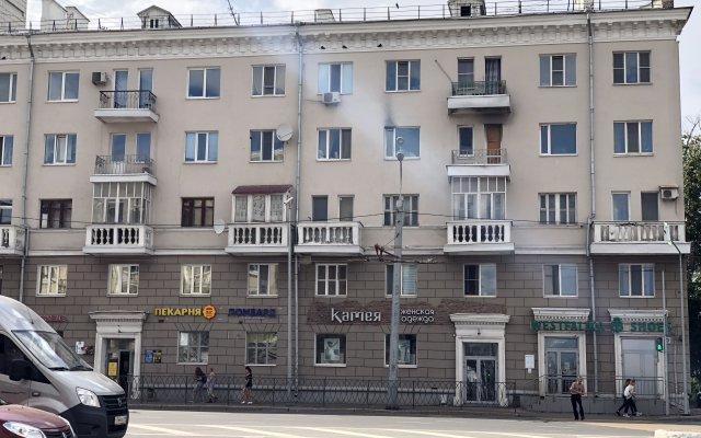 Апартаменты Двухкомнатные апартаменты с видом на озеро (центр)